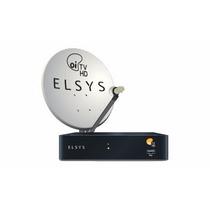 Receptor Oi Tv Hd Livre Elsys Etrs35 Mais Tv Ses6 Com Antena