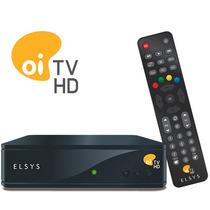 Receptor Oi Tv Elsys Livre Hd 32 Canais