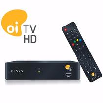 Receptor Oi Tv Livre Hd Elsys Etrs37 Ses6
