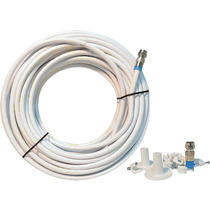 Kit Cabo Coaxial Oi Tv 20m Série 6 Elsys