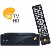 Receptor Elsys Oi Tv Livre Hd Etrs35 67 Canais 5 Hd Grátis