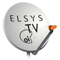 Antena De Chapa Oi Tv 60 Cm