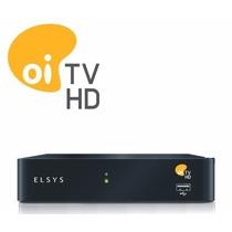 Receptor Oi Tv Hd Livre Elsys Etrs37 Mais Tv Ses6 Sem Antena