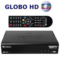 Receptor Midiabox Sat Hd Century B1 Com A Globo
