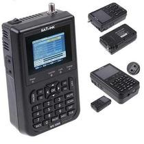 Satlink Ws 6906 Finder Localizador De Satelite