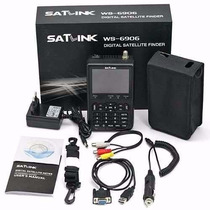Localizador De Satélite Antena Satlink Ws6906 Oferta +barato