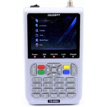 Localizador De Satélite Tocom Ts8002 Hd Ses6 Dvbs2 = Satlink