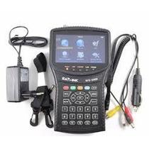Completissimo Satlink Ws-6960 Localizador Em Hd Dvb-s2