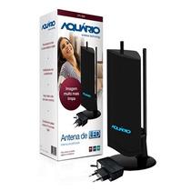 Antena De Led Interna Digital Amplificada Dtv-4600 Aquário