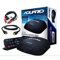 Conversor E Gravador Digital Full Hd - Aquario Dtv5000