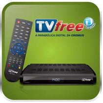 Receptor Parabolica Tv Free Cromus Analogico Digital