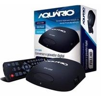 Conversor Digital Aquarios Dtv5000 Alta Definição De Imagem