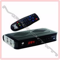 Receptor Tv Digital Antena Parabólica - Slim - D I G I T A L