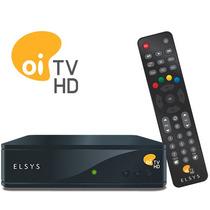 Receptor Tv Digital Oi Livre Hd Elsys Desbloqueado Etrs35