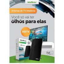 Antena Interna De Tv Hdtv Intelbras