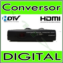 Conversor Tv Digital E Gravador Cabo Hdmi Full Hd Usb
