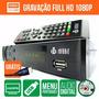 Conversor Digital E Gravador + Antena Interna/externa Hdtv