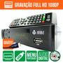 Conversor Tv Digital E Gravador Cabo Hdmi Full Hd Usb San