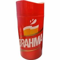 Kit 12 Cervegela Litrão Brahma Isopor Camisinha Sem Frete