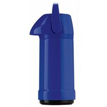 Garrafa Térmica Invicta Glt Pressão 1/2 Litro Azul