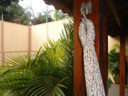 Rede Casal 4m De Descanso Dormir Varanda Jardim Frete Grátis