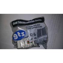 Keystones Jack Rj45 Cat5e Branco Gts