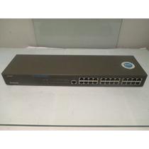 10base T Ethernet Hub D-link24 Portas Gerenciável 10mbps