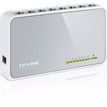 Switch - Hub 8portas Rede 10/100mbps Tp-link Tl-sf1008d!!!