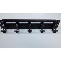 Patch Panel 24 Portas Cat5e Lucent - Semi Novo - 100%