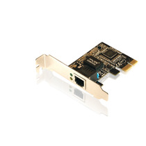 Placa Rede Gigabit 10/100/1000 Pci-express X1 Low Profile