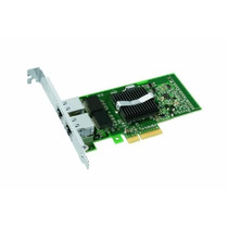 Placa De Rede Pci-e Dual Port Intel Pro/1000 Pt Nota Fiscal