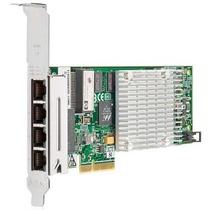 Rede Hp Nc375t Gigabit Quad 4 Port Pci-express 4 Porta Pci-e