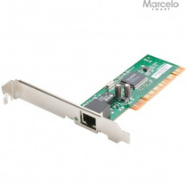 Placa De Rede Dfe-520tx Ethernet D-link Transporte Grátis