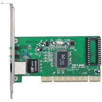 Placa De Rede Pci Gigabit 10/100/1000 1lan Tg-3269 Tp-link