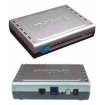 Roteador D-link Dsl-500b Adsl2/2+
