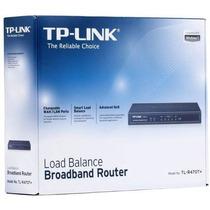 Router Load Balance Até 4 Links Tp-link Tl-r470t 4wan 1lan