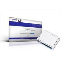 Servidor Internet Hotspot/pppoe - Mikrotik Rb750