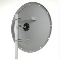 Mm-5830 Antena Parabólica De Disco 5.8 Ghz 30dbi Aquário