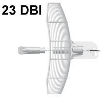 Ubiquiti Antena Airgrid M5 5.8ghz - Agm5 1114 - 23dbi - Poe