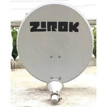 Antena Zirok 5.8ghz(s/rádio) Internet Rede 33 Dbi
