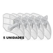 5 Unid Ubiquiti Airgrid M5 Agm5-11x14 23 Dbi + Fonte Poe 24v