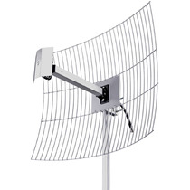 Antena Aquário Direcional De Grade 20dbi Internet Mm2420