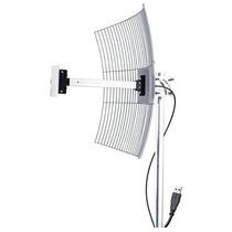 Antena Parabólica Para Internet 20dbi Usb-2010 Aquário