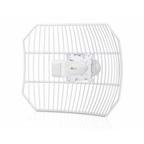 Kit Com 05 Antena Airgrid Ubiquiti 23dbi M5 Com Fonte Poe
