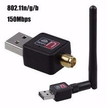 Adaptador Wireless Rt5370 Usb Wifi Placa Rede 150mbps Wi Fi