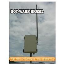 Antena Omni Wireless Dotwarp 25dbi 5.8ghz - 48km + Pigtail