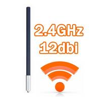 Antena Omni 12dbi 2.4 Ghz 8km - Para Bullet Ou Mikrotik