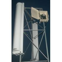 Antena Painel Setorial 21dbi 180º H 120 V 5,8 Ghz