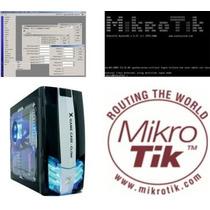 Servidor Mikrotik 5.20/5.25/5.26 Full + Cachefull !!!