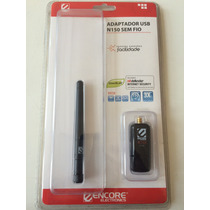 Adaptador Usb Wireless N150 Encore Enuwi-1xn42